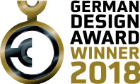 German Design Award Winner 2018 logosu