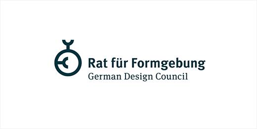 Alman Tasarım Konseyi - German Design Council Logo