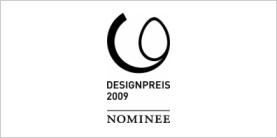 Almanya Ekonomi ve Teknoloji Bakanlığı tarafından 39. kez düzenlenen Alman Tasarım Konseyi'nin organize ettiği, uluslararası ödül sistemlerinde ödül alan ürünler arasından yapılan sıkı bir elemenin sonucunda DesignPreis Deutchland 2009 Nominee ödülüne layık görüldü. Çok uluslu büyük şirketlerin en yeni ürünlerinin de yer aldığı binlerce ürün arasından Me Too; ergonomi, fonksiyonellik, kullanım kolaylığı, çevrecilik, yenilikçilik gibi alanlarda üstün başarı gösterdi.