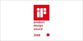 International Forum Design Hannover tarafından 50 yılı aşkın süredir düzenlenen ve uluslararası jüriler tarafından değerlendirilen ödüllendirme sistemi IF Product Design Awards değerlendirmelerinden ödül ile döndü! Sistem içindeki ergonomiden tasarıma, güvenlikten kullanılan malzemeye kadar 100'e yakın kriter Me Too özelinde değerlendirildi ve 2008 yılında ofis ürünleri kategorisinde ödül almaya hak kazandı.
