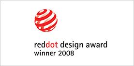 Başlangıcı 1955 yılına uzanan Red Dot Design Award ödül sisteminde 2008 yılında Me too, Red Dot Product Design Winner 2008 ödülüne layık görüldü.