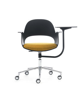 nurus alava yazı tablalı sandalye
