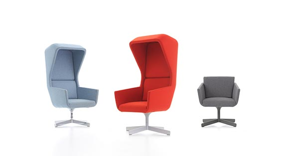 positiva, nurus koltuk, nurus sandalye, lounge, bekleme, yüksek sırtlı koltuk