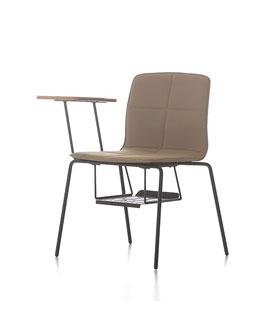 nurus eon yazı tablalı sandalye
