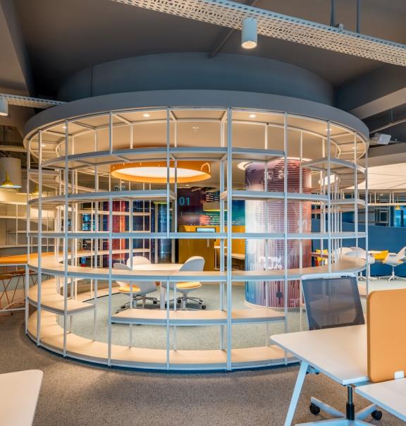 azimech ofisi nurus mobilyalari