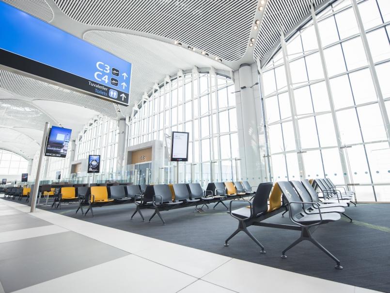 istanbul Airport Galeri 10