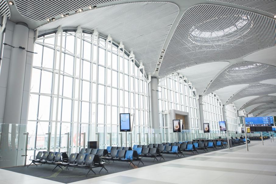 istanbul Airport Galeri 11