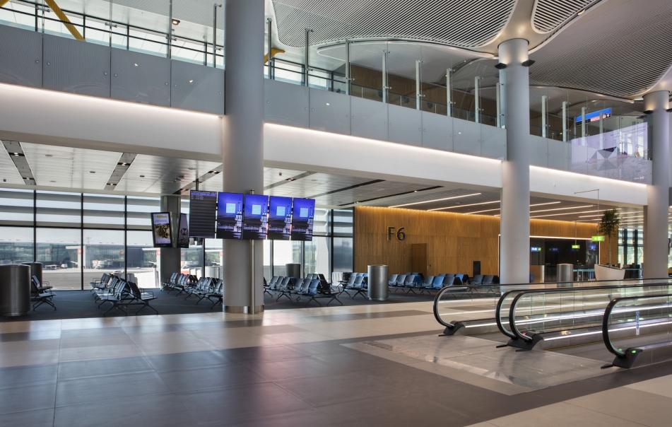 istanbul Airport Galeri 3