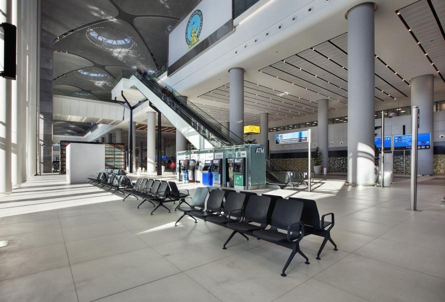 istanbul Airport Galeri 9