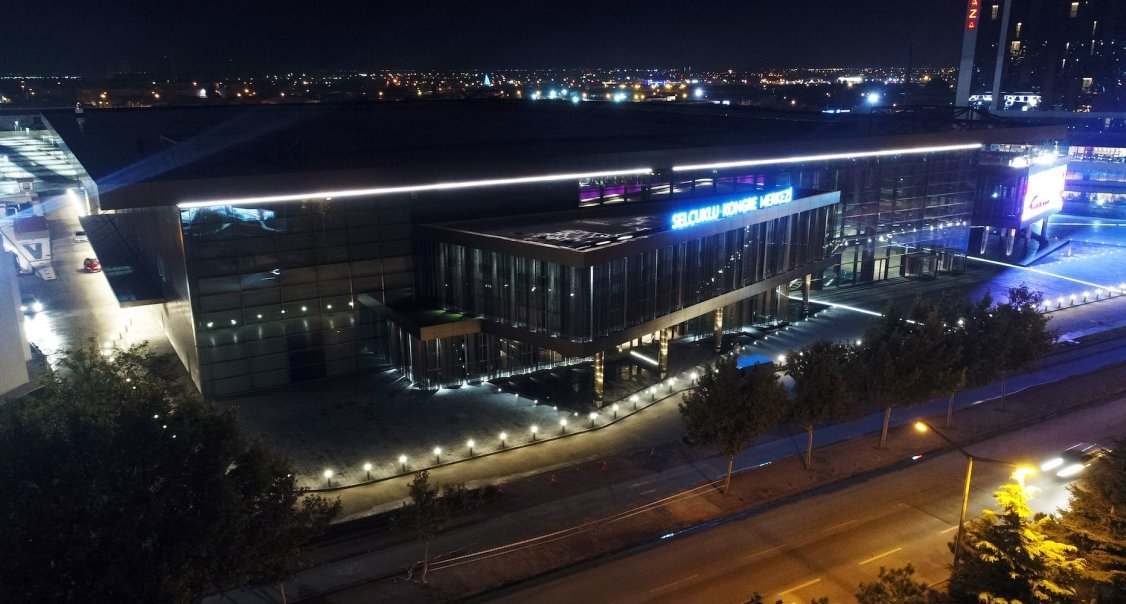 Konya Selcuklu Kongre Merkezi 3