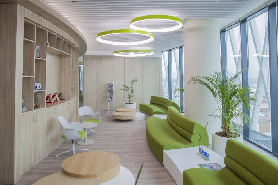 matlı holding ofisi nurus mobilyaları