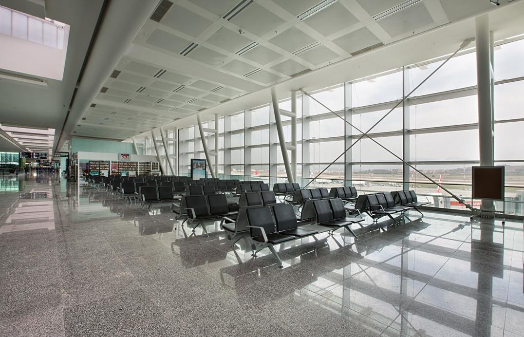 Nurus Musteri Adnan Menderes Havaalani 13 Izmir Airport