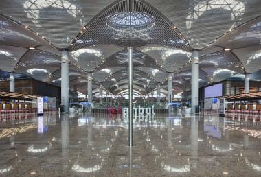 istanbul Airport Galeri Cover
