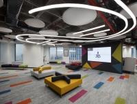 Türkiye İş Bankası Çevik Atölye ofisi Nurus 4U puf