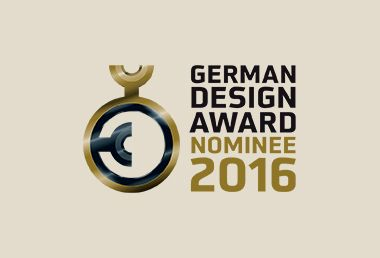 Nurus German Design Award 2016 Haber Kapak