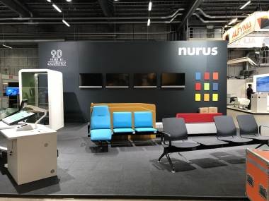 nurus terminal, nurus terminal çözümleri, passenger terminal, havaalanı fuari